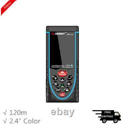 120m Laser Distance Meter Bluetooth + APP Laser Rangefinder Indoor Outdoor