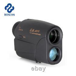 600m Laser Range Speed Finder Scope Distance 7x Rangefinder Find Hunting Golf