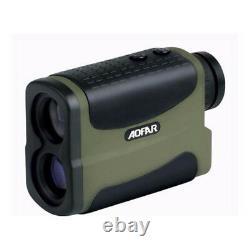 6X Zoom 1000 Yard Laser Rangefinder for Hunting Golf Laser Distance Measure