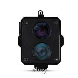 700M Range All-Weather Mini Laser Rangefinder Recoil Hunting Night Vision Scope