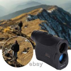 900M 6X 7X Telescope Laser Range Finder Hunting Golf Distance Height Speed Meter