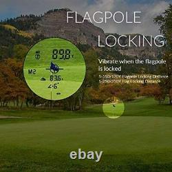 900Y Laser Rangefinder for Golf&Hunting Range Distance Measuring High-Precision
