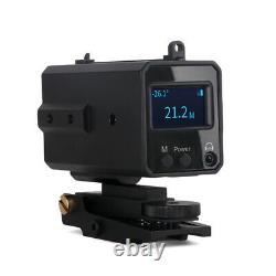 AK800 Mini Tactical Laser Range Finder Sight Target Riflescope WithVoice Broadcast