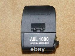 ATN ACMUABL1000 AUXILIARY BALLISTIC LASER RANGEFINDER 1000 Black