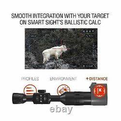 ATN Auxiliary Ballistic Smart Laser Rangefinder withBluetooth 1000