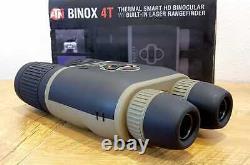 ATN Binox 4T 384 4.5-18X Smart HD Thermal Binoculars With Laser Rangefinder