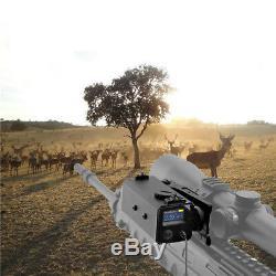 Archery Mini Laser Rangefinders Riflescope Scope Sight Distance 700m Hunting New