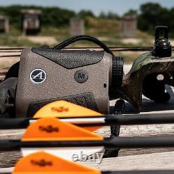 Athlon Optics Talos 800 Yd Laser Rangefinder Accessory for Golf or Hunting, Blue