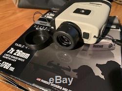 BUSHNELL 202421 Laser Rangefinder, Max. Distance 15840 ft WithBattery new Open Box