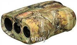 Bushnell 202208 Bone Collector Edition 4x Laser Rangefinder Realtree Xtra Camo