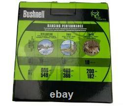 Bushnell 4x20 202208 Laser Rangefinder Bone Collector LRF RealTree Xtra Camo