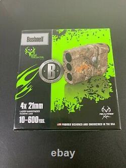 Bushnell Bone Collector 4x21mm Laser Rangefinder Model 202208 NEW
