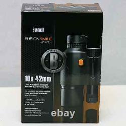 Bushnell Fusion 1 Mile 10x42 mm Laser Rangefinder Binoculars 202310