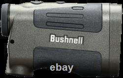 Bushnell Prime 1300 6x24mm Digital Laser Rangefinder, Black LP1300SBL