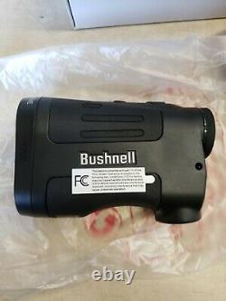 Bushnell Prime 1700 6x24mm Digital Laser Rangefinder, Black LP1700SBL