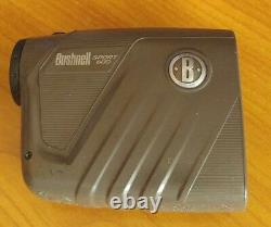 Bushnell Sport 600 Laser Rangefinder, Works fine. #51