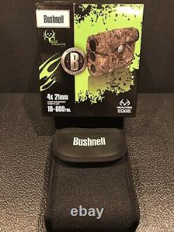 Bushnell bone collector 4x21mm laser rangefinder