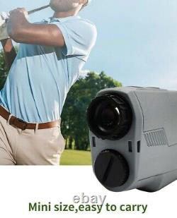 Golf laser slope pin finder rangefinder Flag-Lock Hunting Laser Distance meter