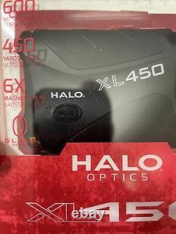 HALO OPTICS XL450 LASER RANGE FINDER Brand New