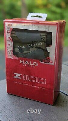 HALO Optics Z1100 Laser Rangefinder Mossy Oak Bottomland