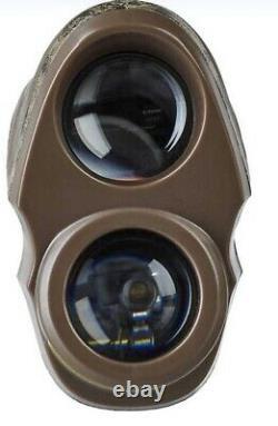 HALO XR800 Platform 6x Rangefinder, Deer Hunting Scouting Brand New