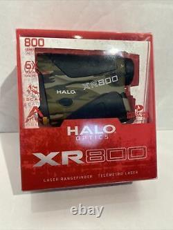 HALO XR800 Platform 6x Rangefinder, New (Open Box)