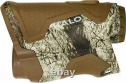 Halo Optics XR900 Laser Range Finder Monocular Mossy Oak Elements Terra