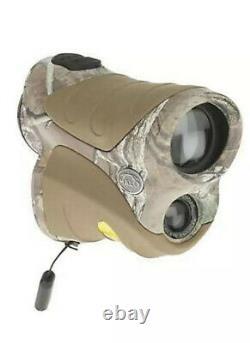 Halo Xray 1000 Laser Rangefinder & Battery Realtree Xtra Camo 6X Magnification