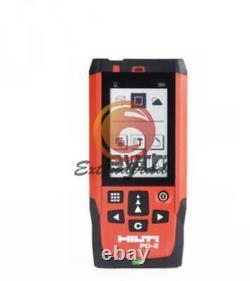 Hilti New laser range finder Hilti PDE handheld rangefinder PD-E