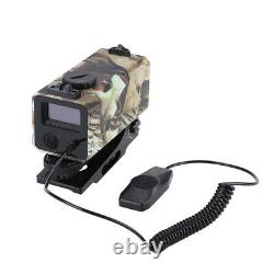 Hot LE-032 Laser Range Finder Sight Rifle Scope Rangefinder For Hunting 700M