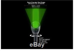 Hunting ND. 3 x50 Green Laser Genetics Long Distance Designator W 1'' Scope Mount