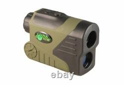 LD-LRF1000-OLED Luna Optics 6x24 1000 Meter Laser Rangefinder