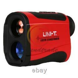 LR1200 UNI-T 1200m Laser Range Finder Monocular Telescope Hunting Rangefinder