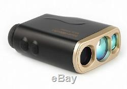 LaserWorks LW1000PRO Professional-Class 1000M Laser Rangefinder Golf Hunting