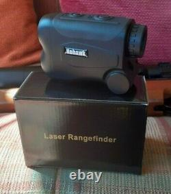 Laser Range Finder. 3.5 to 600 metres measurement for Air Rifle hunting, golf