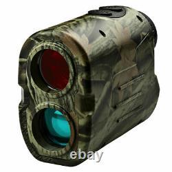 Laser Rangefinder Camo 600m Measures Long Distance For Long Range Shooting