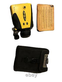Laser Technology TruPulse 360B Laser Rangefinder. Comes With Box Lanyard And Case