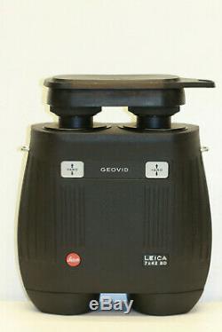 Leica Geovid 7x42 BD Laser Range Finder Binoculars Rangefinder