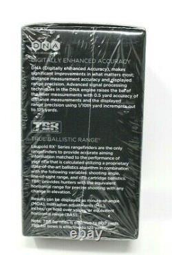 Leupold RX-1200i TBR/W with DNA Digital Laser Rangefinder Black New sealed Box
