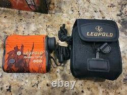 Leupold RX-1600i TBR/W with DNA Laser Rangefinder Rare MOSSY OAK BL