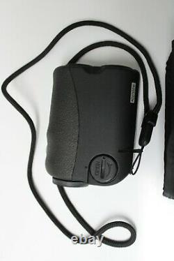 Leupold RX-600 Rangefinder 6X 23 mm Laser Range Finder RD27222W with 2x batteries