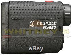 Leupold RX-950 Digital Laser Rangefinder Max Range 950 Yards 176769