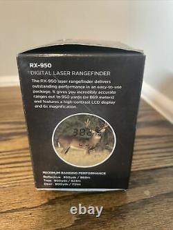 Leupold RX-950 Laser Rangefinder ($249 MSRP)