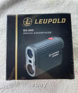 Leupold RX-950 Laser Rangefinder ($249 MSRP) Brand New Sealed Package