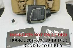 Mil Issue Bushnell 205110 Elite 1600 ARC 7 x 26 Laser Rangefinder READ B4 U BUY