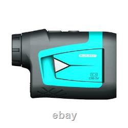 Mileseey PF210 600m Infrared Laser Rangefinder Golf Slope Distance Meter 040°C
