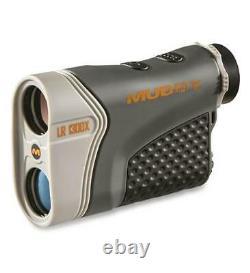 Muddy 1300-yard LASER RANGE FINDER, 6X Magnification with HD MUD-LR1300X