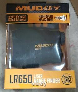 Muddy LR650 Laser Range Finder 650 Yard