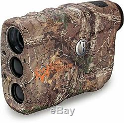 NEW Bushnell Bone Collector 4x 21mm Laser Rangefinder Realtree Xtra Camo