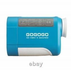 NEW Gogogo Sport Portable Multifunction Laser Rangefinder from JAPAN